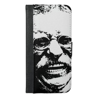 Laughing Teddy iPhone 6/6s Plus Wallet Case
