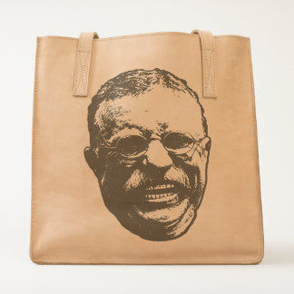 Laughing Teddy Tote