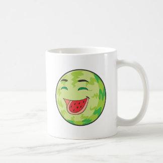 Laughing Watermelon Fruit Mugs