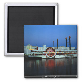 Laughlin, Nevada, U.S.A. Magnet