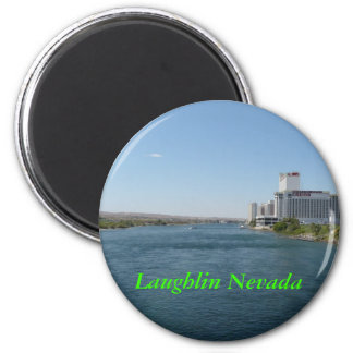 Laughlin River Magnet