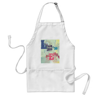 laughter adult apron