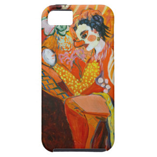 Laughter - Clown Painting iPhone SE/5/5s Case