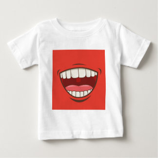 Laughter design baby T-Shirt