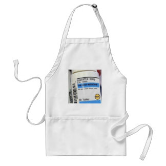 Laughter is the Best Medicine Adult Apron