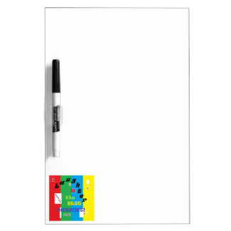 Laughter is the Best Medicine Dry Erase Board