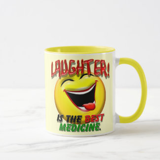 Laughter is the Best Medicine... Mug