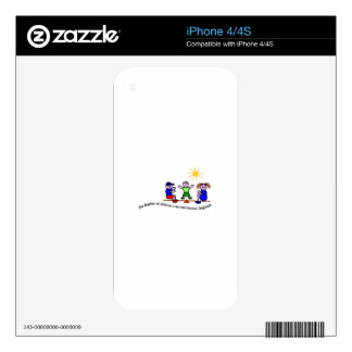 Laughter Skin For iPhone 4