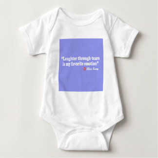 Laughter through tears shirts