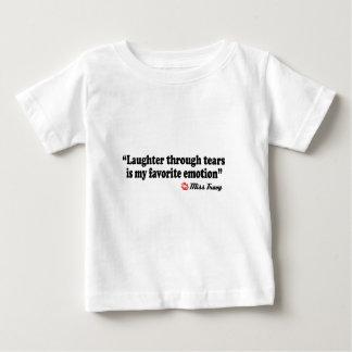 Laughter through tears tshirt