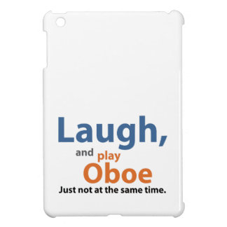 Laugn and Play Oboe iPad Mini Cases
