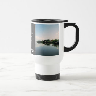 Launch Mirror Personalized travel Mug