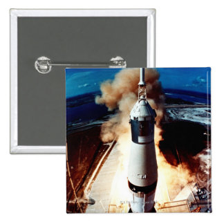 Launch of a Rocket 2 Button