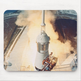 Launch of a Rocket Mouse Pads