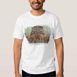 Launch of H.M.S. Royal Albert, Screw Steamer T-shirt
