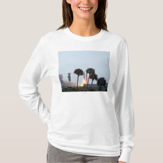 Launch of Mercury Atlas 9 rocket  Photograph T-Shirt