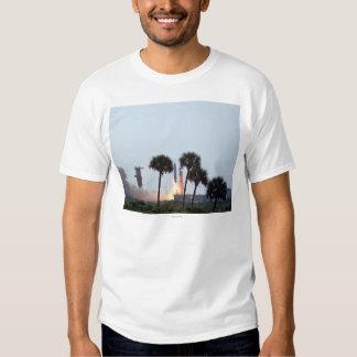 Launch of Mercury Atlas 9 rocket  Photograph T-shirts
