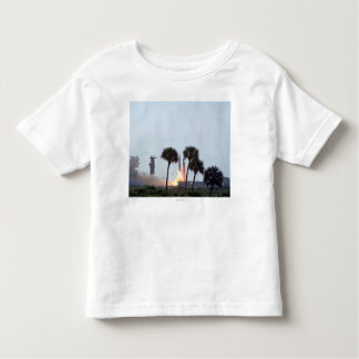 Launch of Mercury Atlas 9 rocket  Photograph Toddler T-shirt