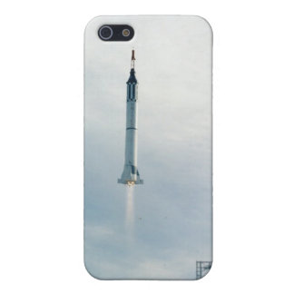 launch of Mercury-Redstone 4 with Virgil L. Grisso Cases For iPhone 5