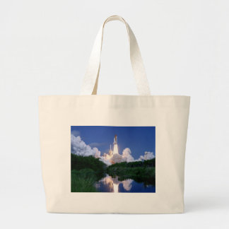 Launch of Space Shuttle Canvas Bag