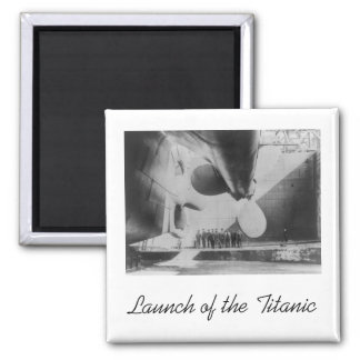 Launch of the Titanic Magnet