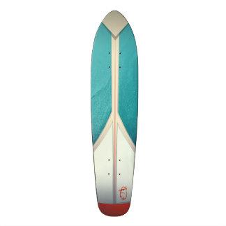 """Launch""  (Throwback Skate Deck) Skate Deck"
