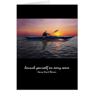 launch yourself card