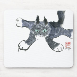 Launched, Kitten is Airborn, Sumi-e Mouse Pad