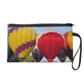 Launching hot air balloons 2 wristlet