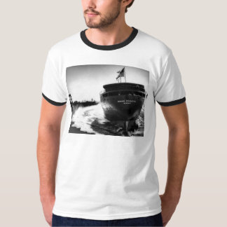 Launching of the Edmund Fitzgerald  6-8-1958 (#3) T-Shirt