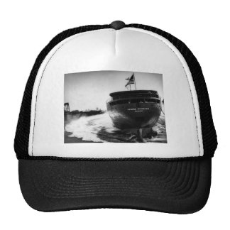 Launching of the Edmund Fitzgerald  6-8-1958 (#3) Trucker Hat