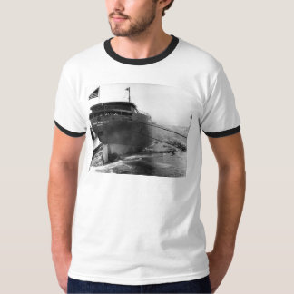 Launching of the Edmund Fitzgerald  6-8-1958 (#4) T-Shirt