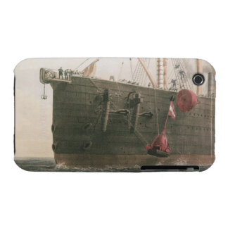 Launching the buoy, August 8th, 1865, marking the iPhone 3 Cover