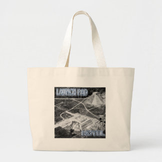 Launchpad and Hotel Canvas Bag