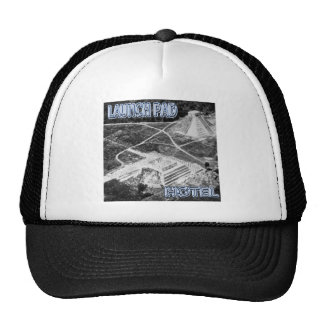 Launchpad and Hotel Hats