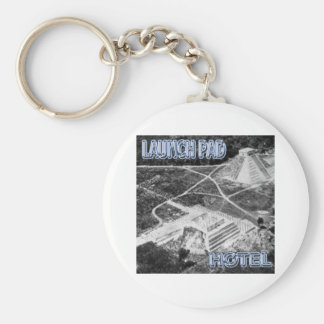 Launchpad and Hotel Keychains