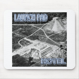 Launchpad and Hotel Mousepad