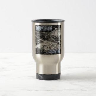 Launchpad and Hotel Coffee Mugs