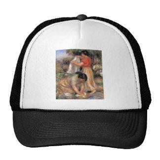 Laundresses by Pierre Renoir Trucker Hats