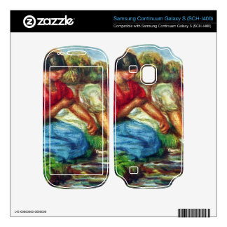 Laundresses by Pierre Renoir Samsung Continuum Decal