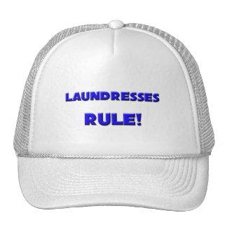 Laundresses Rule! Mesh Hats