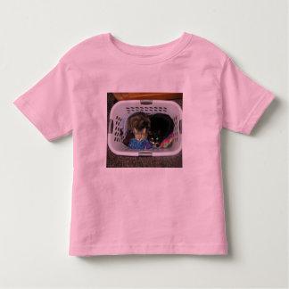 Laundry Basket Kitties Toddler T-shirt