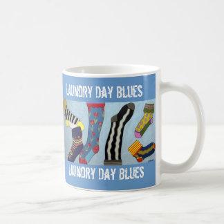 Laundry Day Blues Coffee Mug