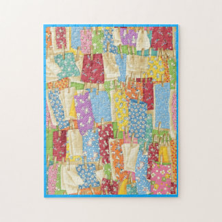 Laundry Day Jigsaw Puzzle