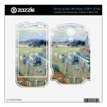 Laundry drying by Berthe Morisot Decal For Samsung Epic