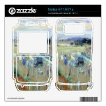 Laundry drying by Berthe Morisot Decal For Nokia E71