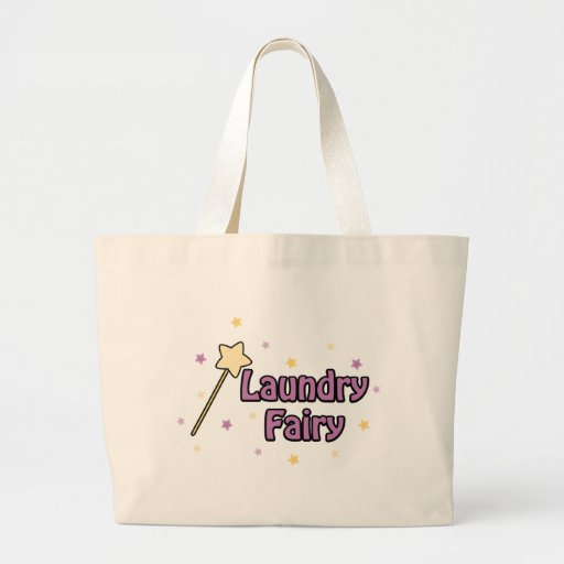 Laundry Fairy Tote Bag