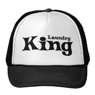 Laundry King Trucker Hat