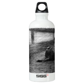 Laundry on the line by Georges Seurat SIGG Traveler 0.6L Water Bottle