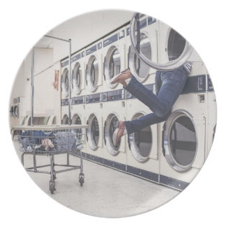 laundry plate